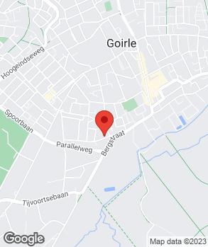Locatie Vakgarage van Oosterwijk op kaart