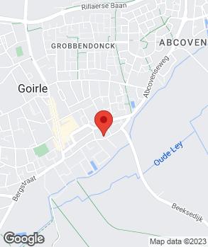 Locatie Autobedrijf Jan de Vet op kaart