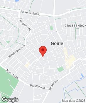 Locatie Autobedrijf Roks B.V. op kaart