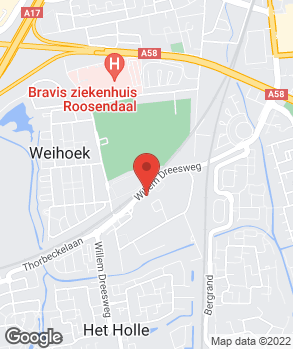 Locatie Autobedrijf Kees Roks B.V. op kaart