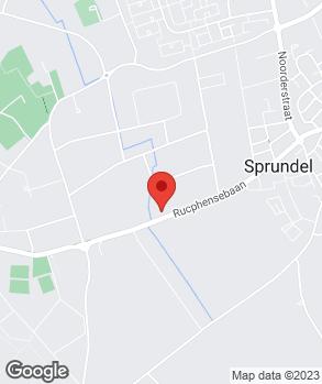 Locatie Autobedrijf A. Woestenberg op kaart