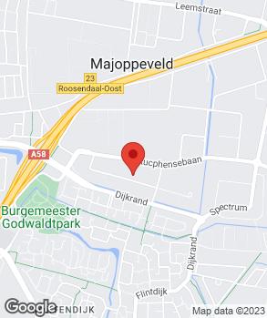 Locatie Garage van Dorst op kaart