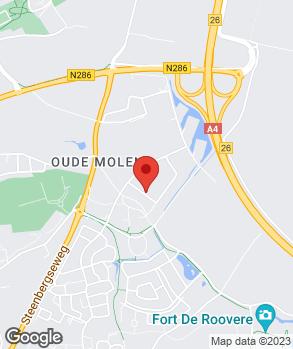 Locatie VDG Autoservice op kaart