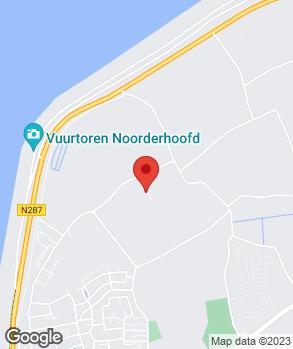 Locatie Autobedrijf Sander Wisse op kaart