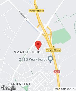 Locatie Autobedrijf Hansen B.V. op kaart