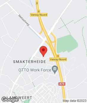 Locatie Auto Arena B.V. op kaart