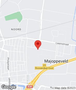 Locatie Handelsonderneming A. van 't Hoff op kaart
