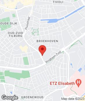 Locatie Autobedrijf T.B.O. op kaart