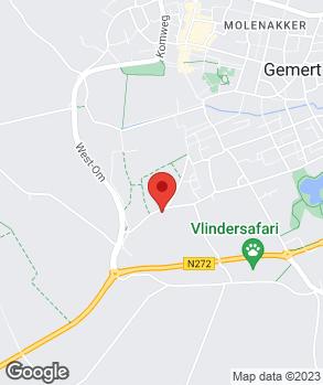 Locatie Martien Smulders Auto's op kaart