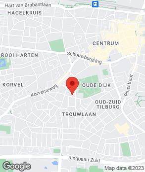 Locatie Autobedrijf C. Toepoel op kaart