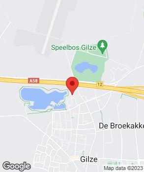 Locatie Garage Hoefmans op kaart