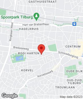 Locatie Autohandel Fred op kaart