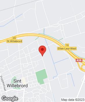 Locatie Autobedrijf M. Kools op kaart