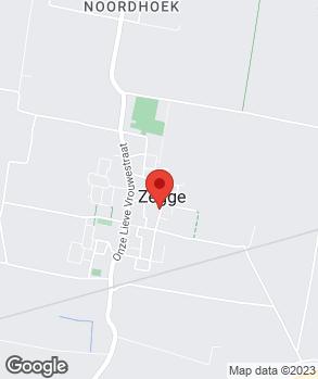 Locatie Peets Bandenservice op kaart