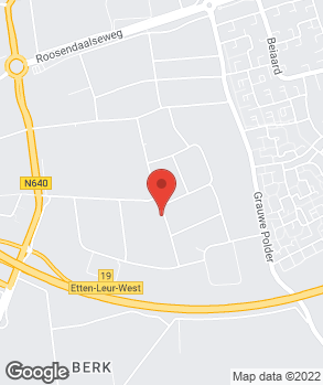 Locatie Schadenet Hermans op kaart