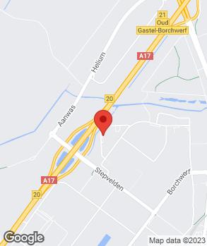 Locatie Autobedrijf Bluekens B.V. op kaart