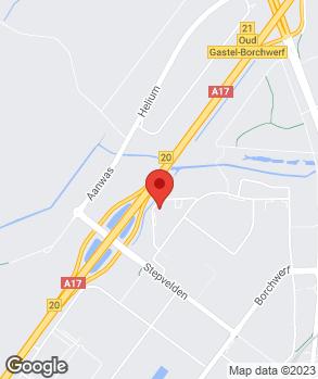 Locatie Auto Indumij Roosendaal op kaart