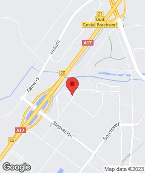 Locatie Autostrada B.V. op kaart