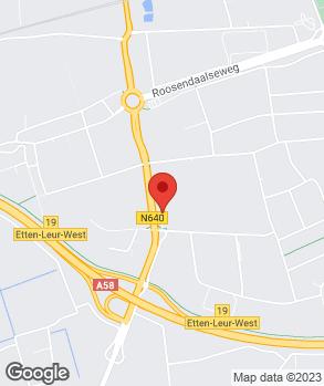 Locatie Autobedrijf Romme B.V. op kaart