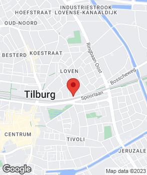 Locatie Frans van den Abbeelen Auto's op kaart
