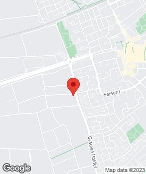 Locatie Hommel Occasions B.V. op kaart