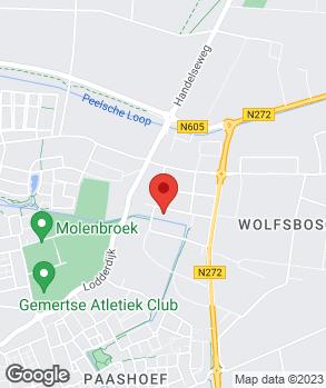 Locatie Autobedrijf Schmidt op kaart
