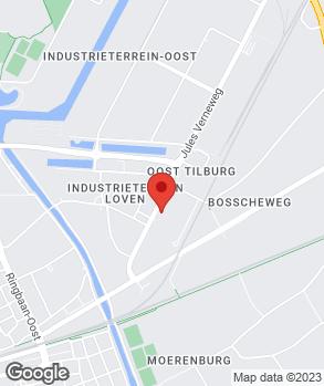 Locatie Van Rijen Autoservice op kaart