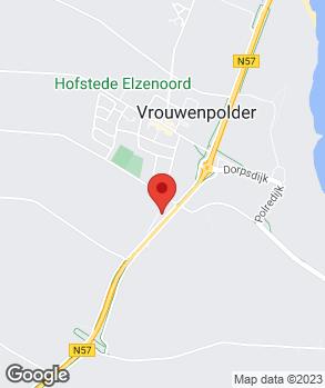 Locatie Veersedam Auto V.O.F. op kaart