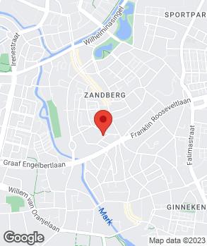 Locatie Autobedrijf Gerard Sprenkels op kaart