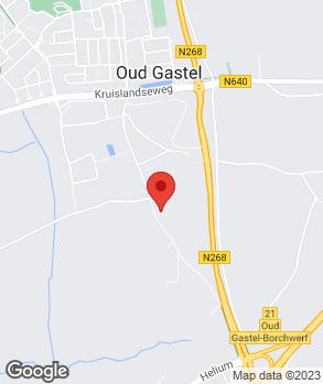 Locatie Autobedrijf Van Etten-Moerland B.V. op kaart