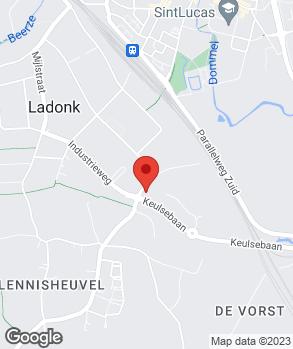 Locatie Profile Car & Tyreservice Boxtel op kaart