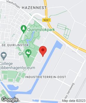 Locatie Autobedrijf Goudenberg op kaart