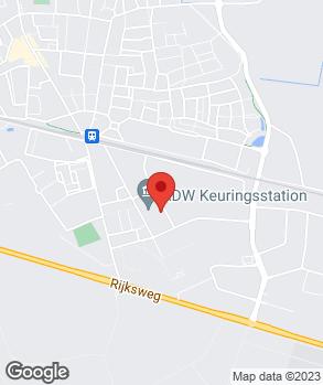 Locatie Verhoeven Autoservice op kaart
