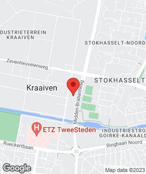 Locatie Autobedrijf Wouters B.V. | Vakgarage Wouters op kaart