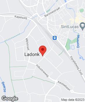 Locatie Autobedrijf Van de Sande Boxtel B.V. op kaart