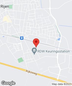 Locatie Autobedrijf Nolen op kaart