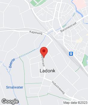 Locatie Autobedrijf Verbruggen op kaart
