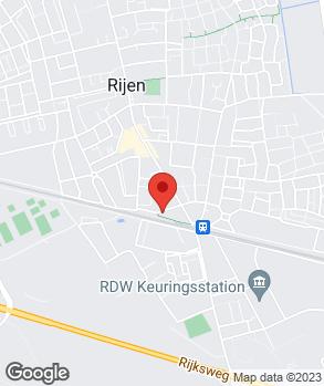 Locatie Geerts Auto's B.V. op kaart
