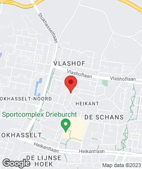 Locatie Autobedrijf Probaat op kaart