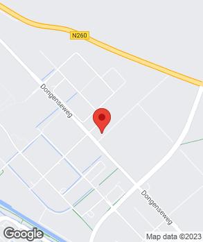 Locatie Vakgarage JoJo op kaart