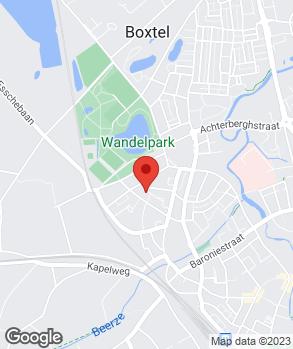 Locatie Bosman Auto's op kaart