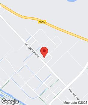 Locatie Autobedrijf Jan Strijbosch op kaart