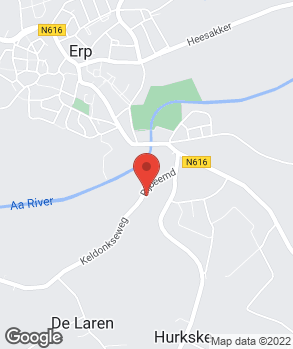 Locatie Autobedrijf Pepers op kaart