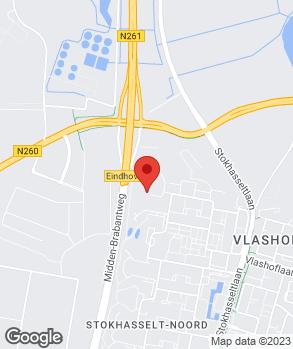 Locatie Uijtdewilligen Autotechniek op kaart