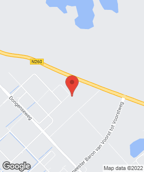 Locatie Handelsonderneming Merkx B.V. op kaart