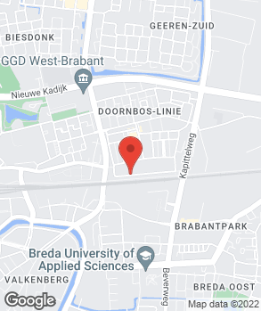 Locatie Garage Hoekstra op kaart