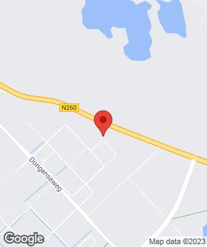 Locatie Garagebedrijf Kuijpers B.V. op kaart