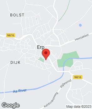Locatie Autobedrijf Van den Elsen B.V. op kaart
