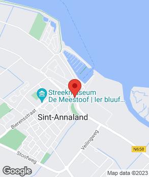 Locatie Autobedrijf Dekker op kaart