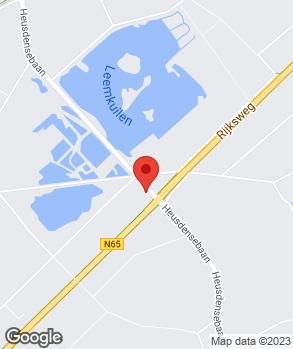 Locatie Autohandel Peter Vugts op kaart